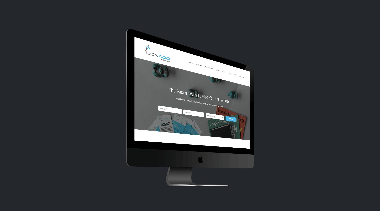 LonAdd Website Design Service