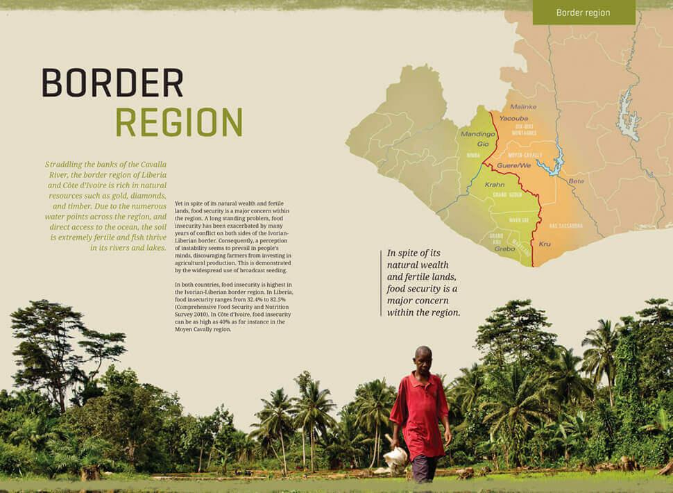 Editorial design, illustration and graphic design by Resolution Studio