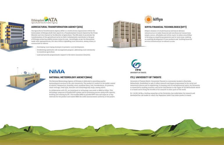 Micro-Insurance Branding for Kifiya by Resolution Studio